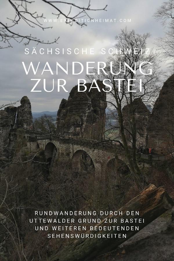 Wanderung zur Bastei ab Stadt Wehlen
