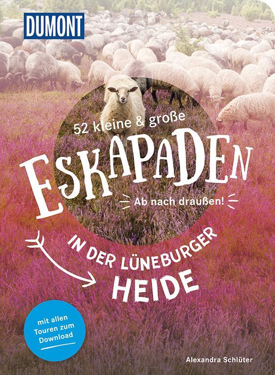 Buch Eskapaden Lüneburger Heide
