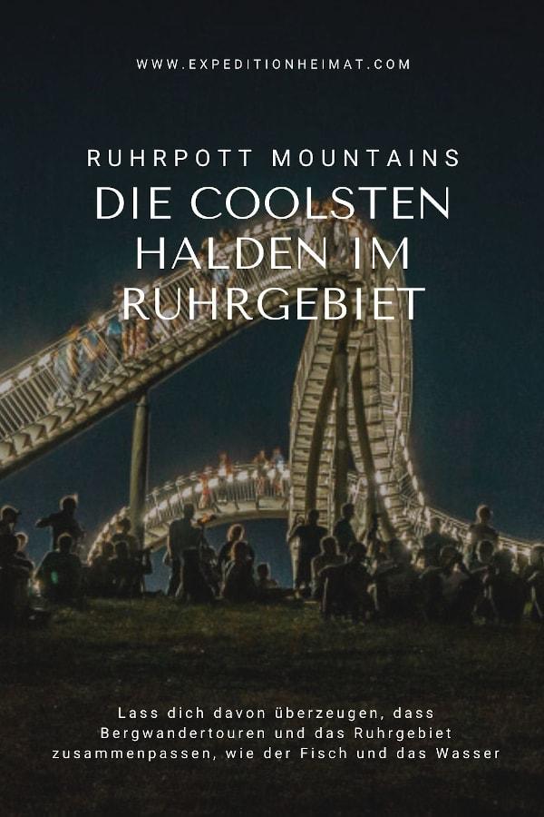 Das Ruhrgebiet anders sehen: Unterwegs auf den coolsten Halden in den Ruhrpott Mountains