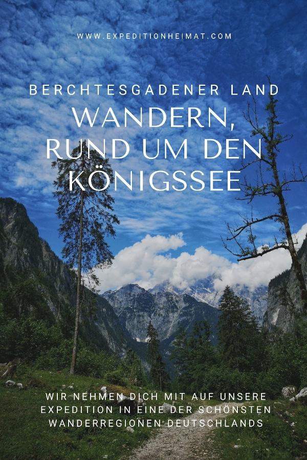 Magischer Königssee: Wandern, wo das Berchtesgadener Land am schönsten ist