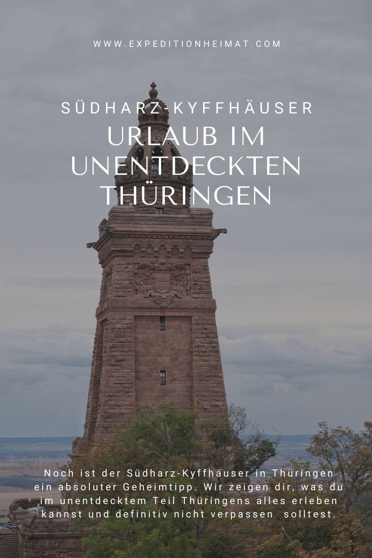 Geheimtipp Südharz-Kyffhäuser – Tipps für deinen Urlaub im Thüringen