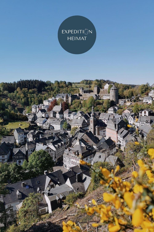 Kurztrip Eifel: Die besten Tipps zwischen Monschau und Nideggen