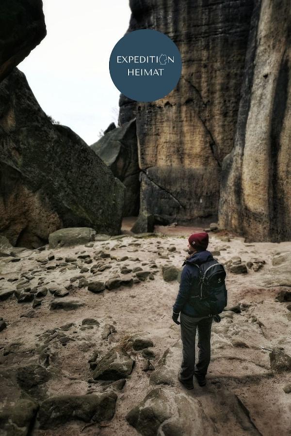 Wanderung auf den Pfaffenstein
