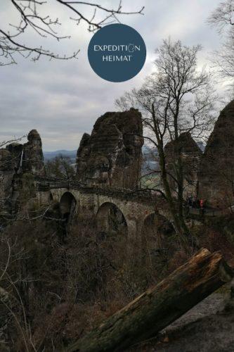 Ab Stadt Wehlen Wandern zur Bastei