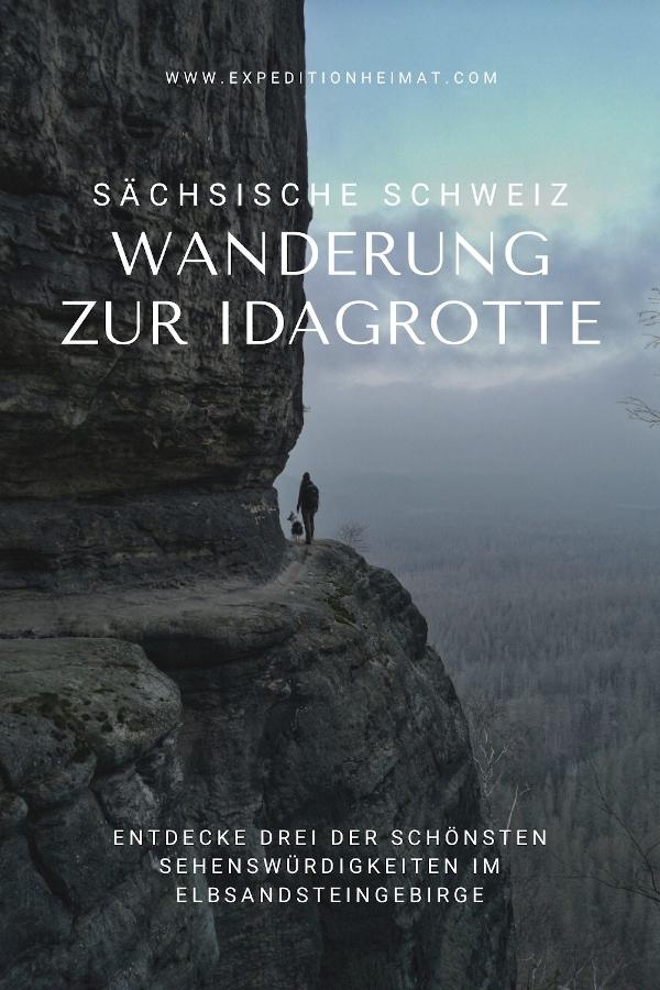 Frienstein Wanderung in der Sächsischen Schweiz