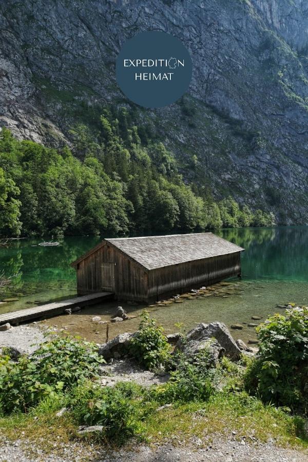 Wanderurlaub im Berchtesgadener Land